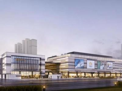 新城河西广场1号商业工程项目主体通过验收